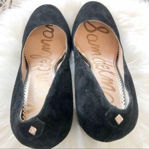 Sam Edelman Shoes - Sam Edelman Stillson Round Toe Chunky Suede Heel